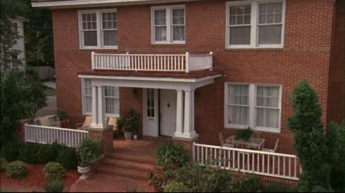 Peyton's house OTH