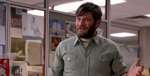 Stan's beard