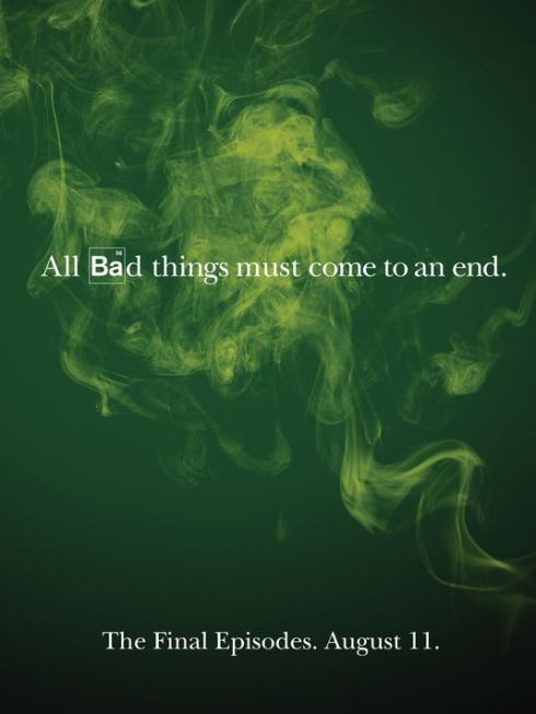 breaking bad s5 teaser poster