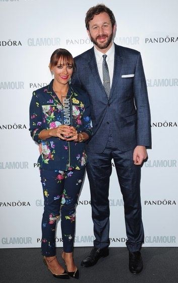 Chris O'Dowd Rashida Jones