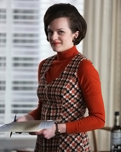 Peggy Power Pantsuit