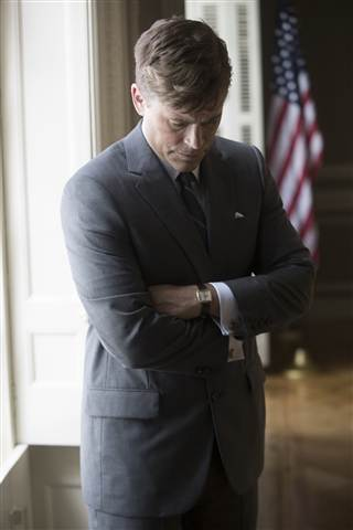 Rob Lowe as JFK