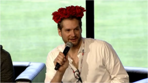 Bryan Fuller Flower Crown