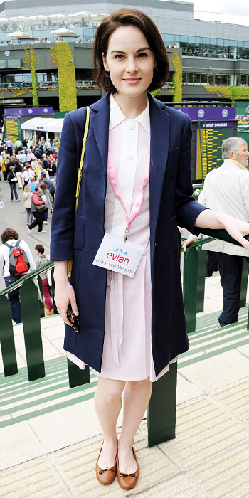 Michelle Docekry Wimbledon