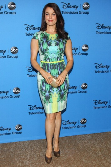 "Disney & ABC Television Group's ""2013 Summer TCA Tour"" - Arrivals"
