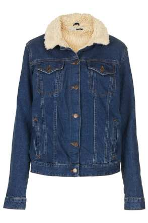 Denim jacket topshop