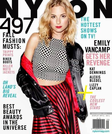 Emily VanCamp TV Issue