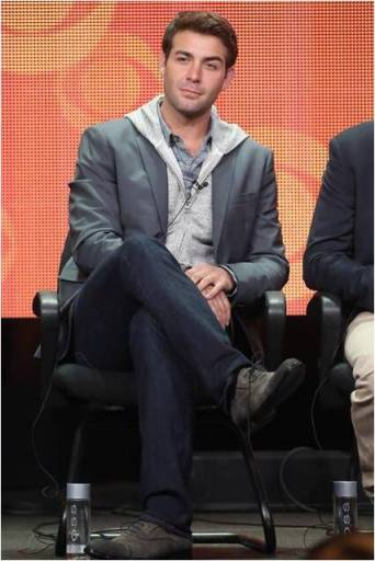 James Wolk Crazy Ones TCA