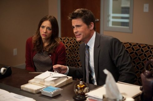 Rob Lowe Rashida Jones Parks and Recreation