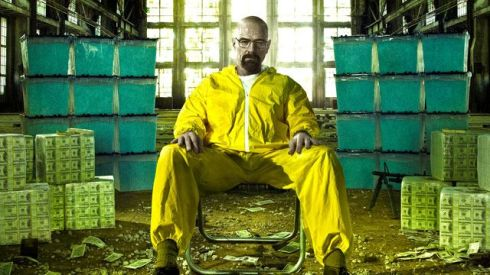 Breaking Bad last episodes