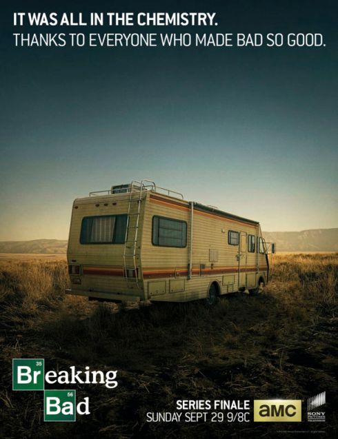 Breaking Bad The Final Episodes Poster