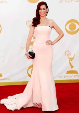 Carrie Preston Emmy 2013