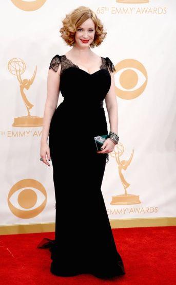 Christina Hendricks Emmys
