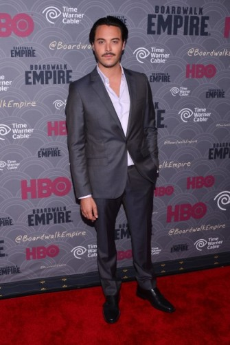Jack Huston Boardwalk Empire Premiere