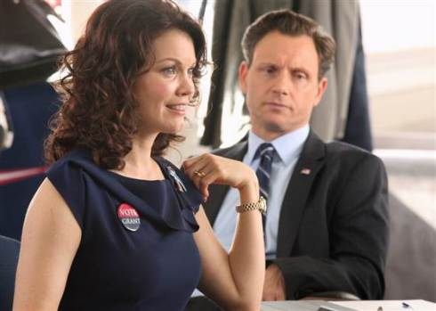 Mellie and Fitz Scandal