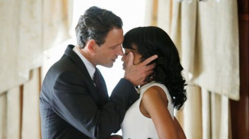 Olivia and Fitz Scandal