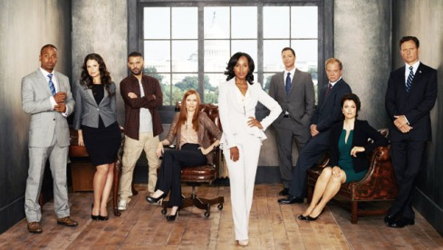 COLUMBUS SHORT, KATIE LOWES, GUILLERMO DIAZ, DARBY STANCHFIELD, KERRY WASHINGTON, JOSHUA MALINA, JEFF PERRY, BELLAMY YOUNG, TONY GOLDWYN