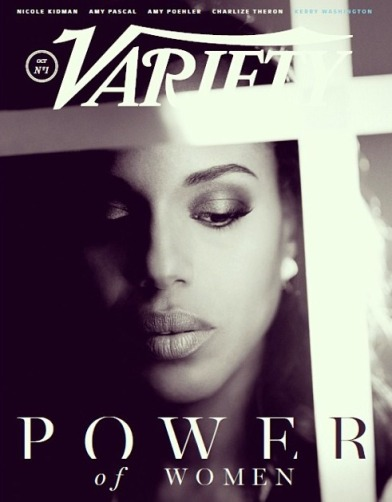 Kerry Washington Variety Cover