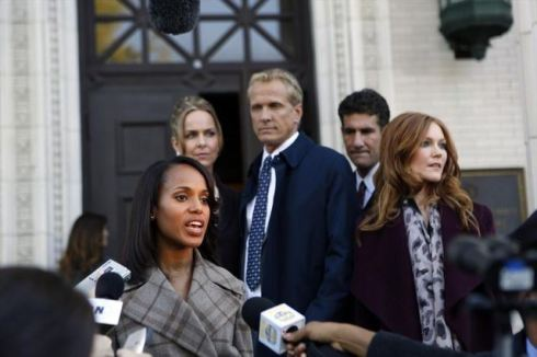 KERRY WASHINGTON, MELORA HARDIN, PATRICK FABIAN, MICHAEL B. SILVER, DARBY STANCHFIELD