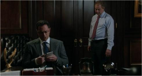 Scandal 3.3 Cyrus and David