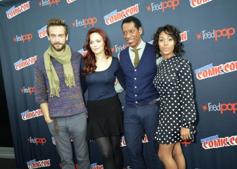 Sleepy Hollow Cast Comic Con