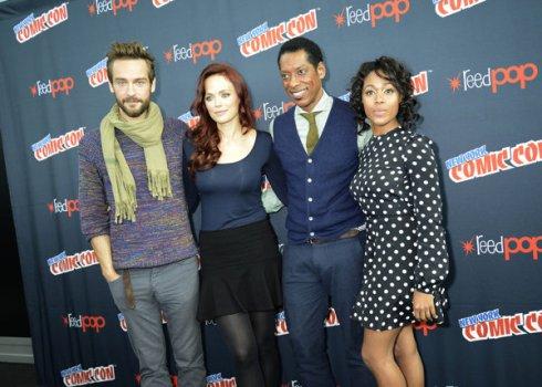 Sleepy Hollow Cast Comic Con