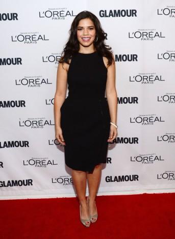 America Ferrera Glamour awards