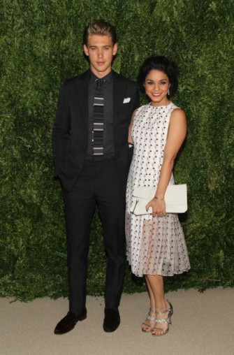 Austin Butler and Vanessa Hudgens
