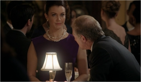 Scandal 3.07 Mellie and Cyrus