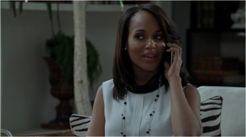 Scandal 3.08 Chloe blouse