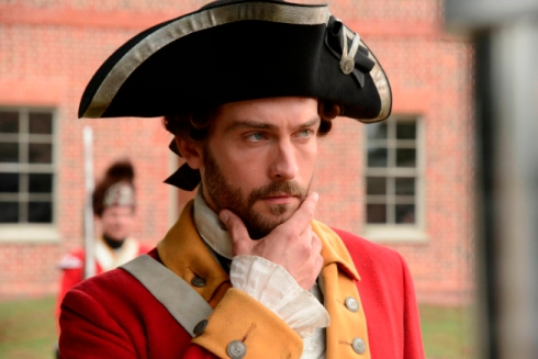Sleepy Hollow red coat