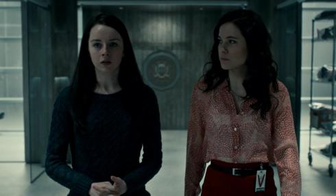 Hannibal 1.09 Alana and Abigail
