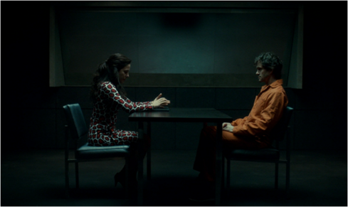 Hannibal 1.13 orange jumpsuit