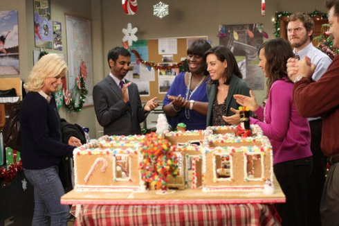 ParksandRecreation_GingerbreadHouse