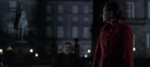 Borgen Red coat