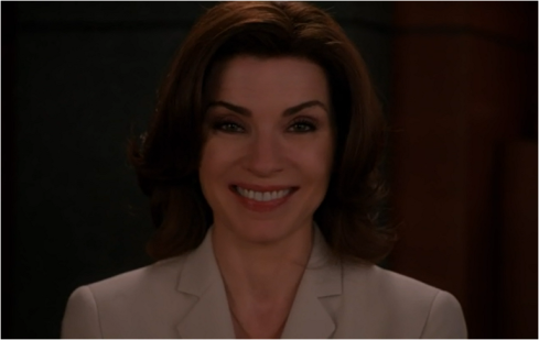 The Good Wife 5.10 Will's imagination