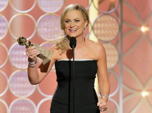 Amy Poehler win