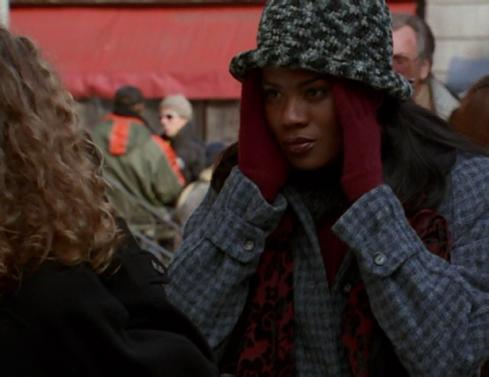 Felicity 1.11 Elena hat