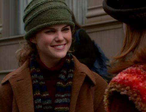 Felicity 1.11 green knit