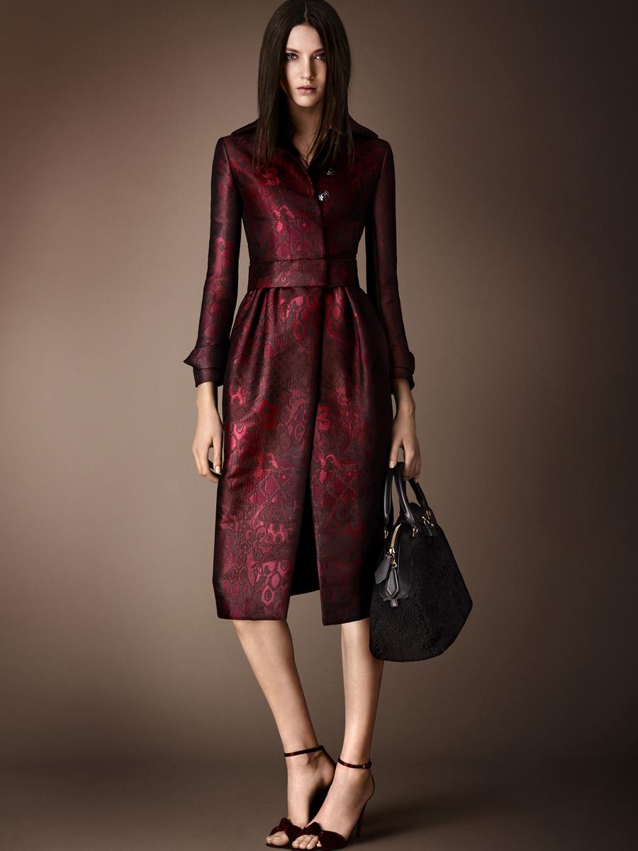 Burberry Prorsum Pre-Fall 2014 Collection