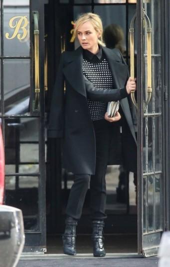 Diane Kruger Hugo Boss