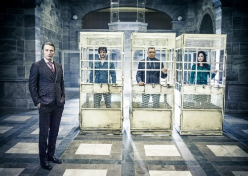 Hannibal season 2 group