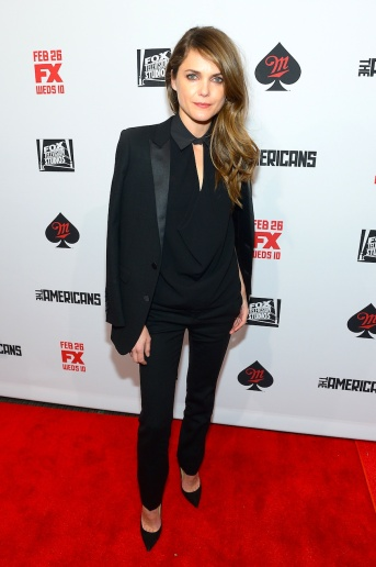 """The Americans"" Season 2 Premiere - Arrivals"