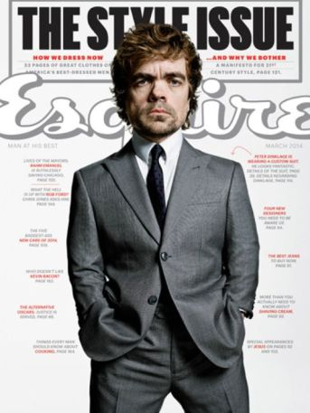 Peter Dinklage Esquire
