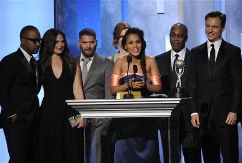 Scandal NAACP image awards