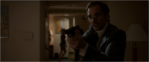 The Americans 2.01 airport security