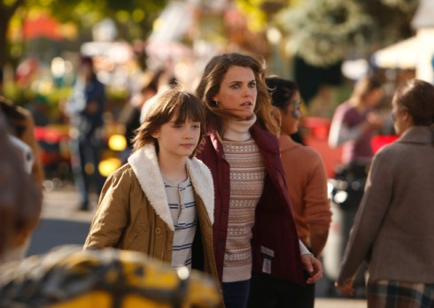 the Americans elizabeth and henry