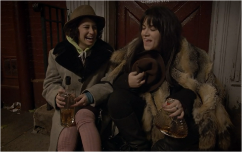Broad City 1.01 furs