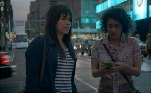 Broad City 1.06 lost phone
