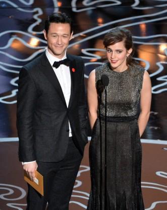 Emma Watson and JGL